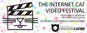 The Internet Cat Video Festival